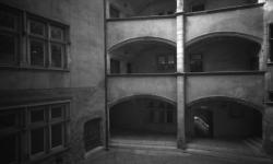 Le Musée de l'imprimerie : architecture extérieure