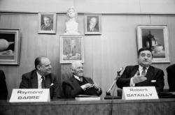 [Campagne pour les élections municipales de 1989 : présentation du Plan de référence du 8e arrondissement]