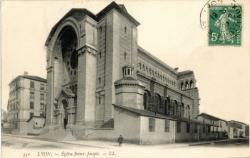 Lyon : Eglise Saint-Joseph.