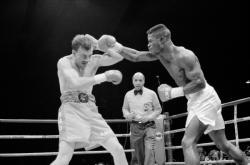 [Boxe - super-welters : Réné Jacquot (FR) - Terry Norris (US)]