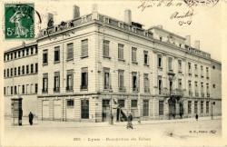 Lyon : Manufacture des Tabacs.