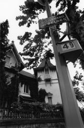 """[Villa anglo-normande, de type """"cottage"""" du boulevard des Belges]"""