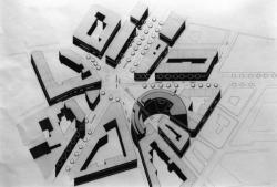 [Plan du projet d'urbanisme Moncey - Paul Bert]