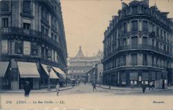 Lyon : La Rue Grolée.