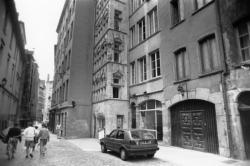 [Maison Claude de Bourg, 14 rue Lainerie]