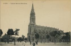 Lyon : Eglise Sainte-Blandine.