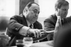 [Charles Béraudier au 59e Marché des Vins d'Ampuis (1987)]
