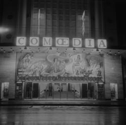 Présentation du plus grand cirque du monde avec Garnier, Simone