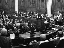 [Rentrée solennelle de la Cour d'appel de Lyon (1983)]