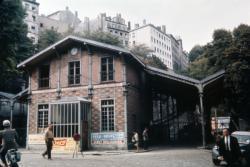 [Gare du funiculaire Croix-Rousse - Croix-Paquet]