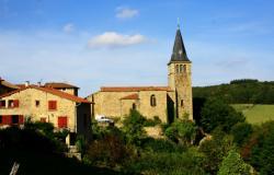 Rochefort, vue générale