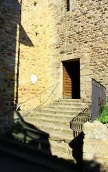 Rochefort, Notre-Dame de la Pitié, également appelée chapelle Saint-Laurent, entrée