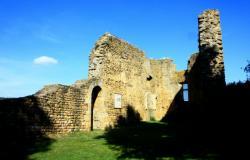 Rochefort, château du 14e siècle