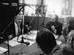 [Interview de Charles Hernu à RMC (Radio Monte Carlo)]