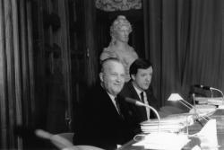 [Conseil municipal de Villeurbanne : séance du 20 décembre 1988]