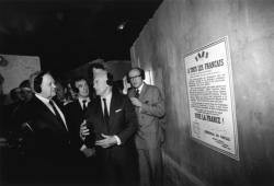 [Inauguration du Centre d'histoire de la Résistance et de la déportation (CHRD)]