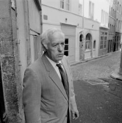 [Maurice Vanario, sous-archiviste de la Ville de Lyon]
