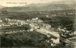 Varces (Isère) : Vue générale