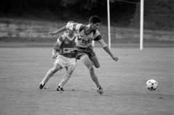 [Football : AS Duchère - Cuiseaux-Louhans FC (0-1)]