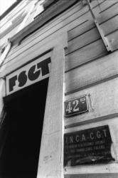[Siège historique de la C.G.T., 42 bis rue Tronchet]