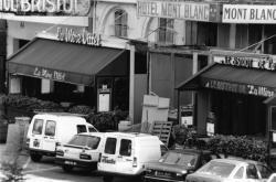 """[Restaurant """"La Mère Vittet"""" à Perrache]"""