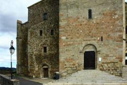 [Saint-Symphorien-sur-Coise, Eglise Collégiale, façade nord]