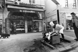 [Pâtisserie La Minaudière (Jean Masson, gérant)]