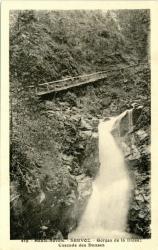Haute-Savoie : Servoz ; Gorges de la Diosaz ; Cascades des Danses.