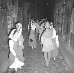 """Les Damoiseaux"""" : Quartier du Vieux Lyon"""