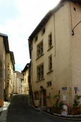[Saint-Symphorien-sur-Coise, maisons urbaines, 17e siècle]