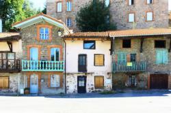 [Saint-Symphorien-sur-Coise, maisons des tanneurs, 18e siècle]