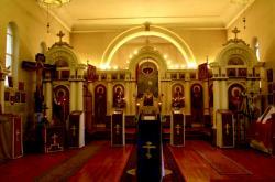[Église orthoxe russe Saint-Nicolas, iconostase]
