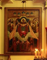 [Église orthoxe russe Saint-Nicolas, Mère de Dieu Protectrice]