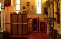 [Église orthoxe russe Saint-Nicolas, confessionnal]