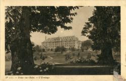 Evian-les-Bains ; L'Ermitage.