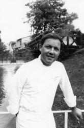 [Georges Blanc, restaurateur à Vonnas (Ain)]