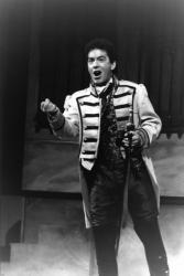 """[Opéra national de Lyon. """"Le Barbier de Seville"""", de Rossini (mise en scène : Jérôme Savary)]"""