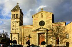 Eglise de Sainte-Foy-les-Lyon