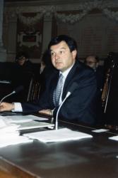 [Conseil général du Rhône. Michel Mercier (canton de Thizy)]