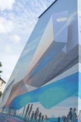 Musée urbain Tony Garnier, Lyon 8e