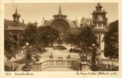 Evian-les-Bains : La Source Cachat (Hébrard, arch.)