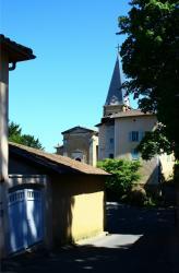 Rue du lavoir, Genay