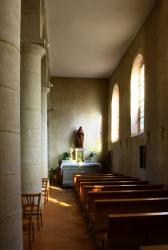 Église Sainte-Madeleine, bas-côté sud, Genay