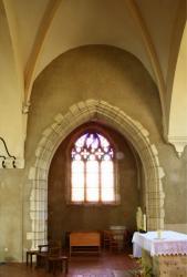 Église Sainte-Madeleine, transept nord, Genay