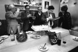 """[Signature des """"Merveilles de la cuisine lyonnaise"""" de Pierre Grison]"""