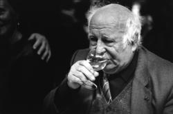 """[Louis """"Papa"""" Bréchard, ancien président de l'Union viticole du Beaujolais (1963-1984)]"""