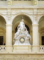 [Palais du commerce de Lyon, place de la Bourse]