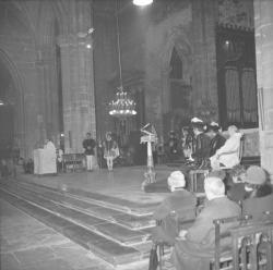 """Les Damoiseaux"""" : Eglise Saint-Nizier"""