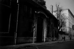 Le Musée des Tissus : vues extérieures et intérieures