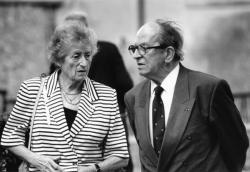[Commémoration du 50e anniversaire de l'arrestation de Jean Moulin à Caluire]